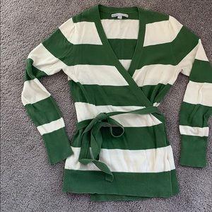 Old navy wrap cardigan sweater
